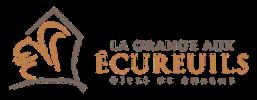 La grange aux écureuils Logo